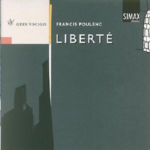 FRANCIS POULENC; LIBERTE