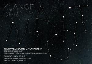 Plakat Luzern - kirkekonsert